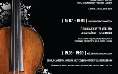 7. Letni Festiwal Muzyki Kameralnej