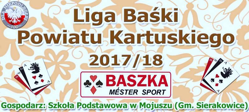 Mojusz – Liga Baśki Powiatu Kartuskiego.