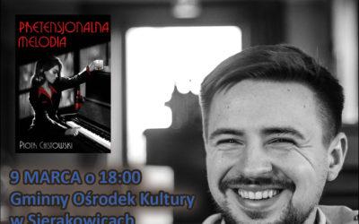 Spotkanie autorskie Piotr Chistowski