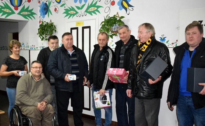 Mojusz – Mistrzostwa Gminy Sierakowice 21.04.2018r.