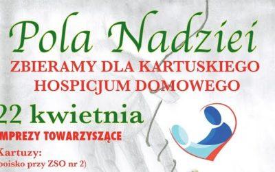 """""""Pola Nadziei"""" po raz kolejny zakwitną w Sierakowicach!"""