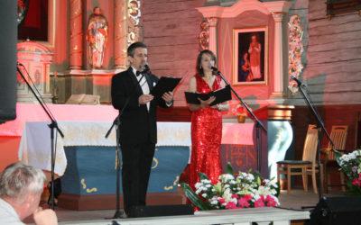 Koncert Anny i Romualda Spychalskich