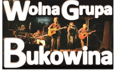 """Koncert zespołu """"Wolna Grupa Bukowina"""""""