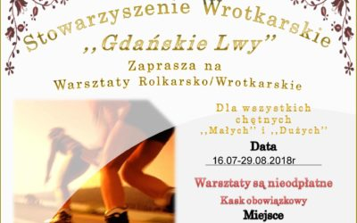 Bezpłatne Warsztaty Rolkarsko-Wrotkarskie