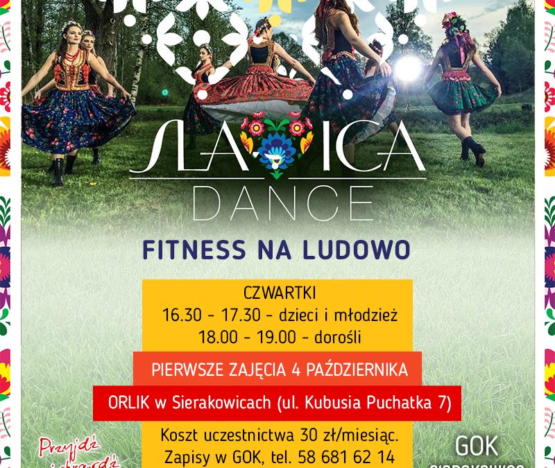 Slavica Dance w Sierakowicach !