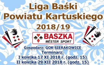 Startuje Liga Baśki Powiatu Kartuskiego
