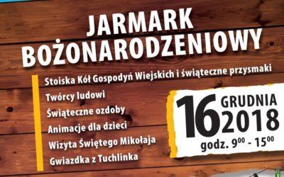 Jarmark Bożonarodzeniowy w Sierakowicach