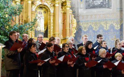 Koncert kolęd Pawła Nowaka i Chóru GUMED