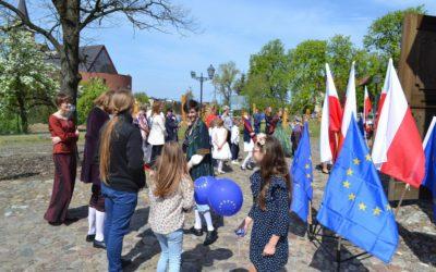 Dziękujemy za wspólne świętowanie 15. rocznicy wejśćia Polski do Unii Europejskiej!