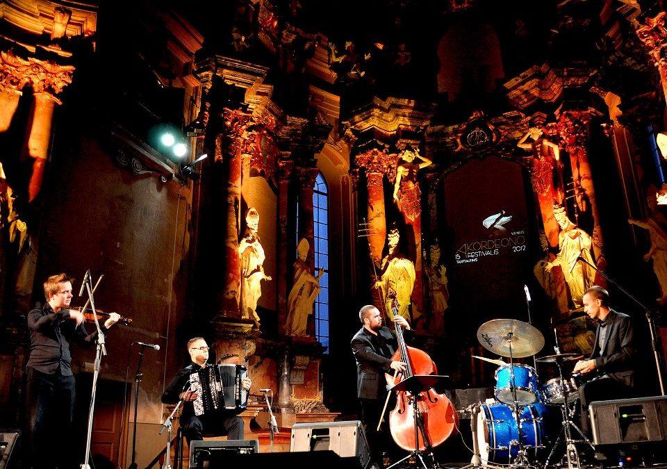 Zapraszamy na otwarcie wystawy festiwalowej i koncert grupy Klezmoret