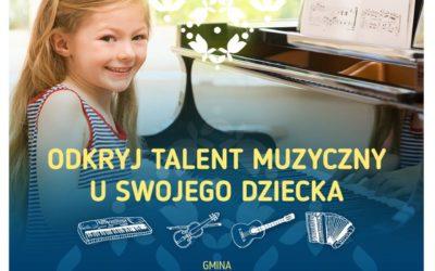 Odkryj talent muzyczny swojego dziecka !