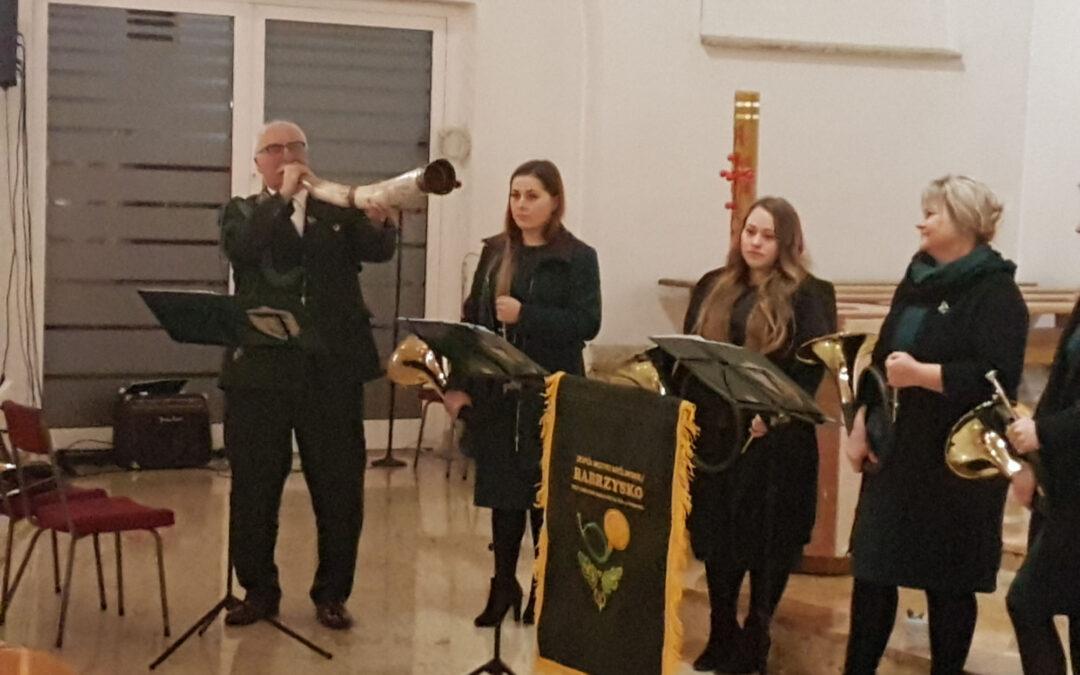 Msza i koncert z okazji Hubertusa