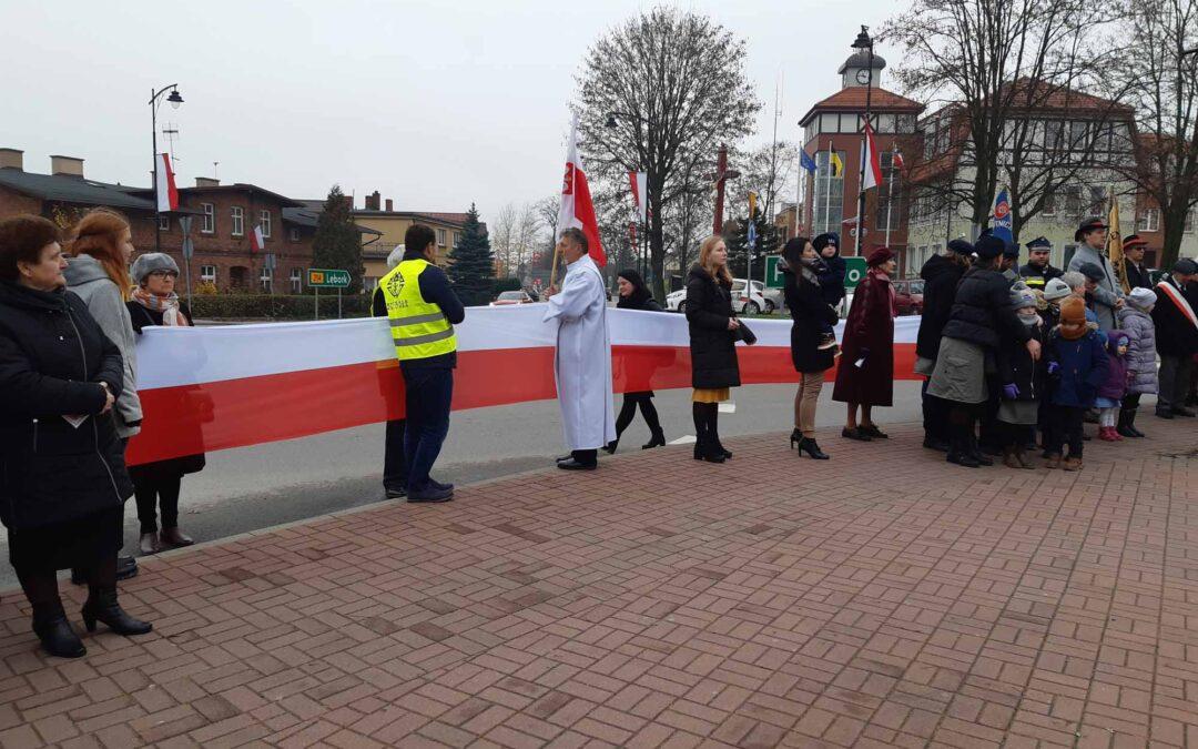 Uczciliśmy 101. rocznicę odzyskania przez Polskę niepodległości