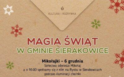 Jarmark Bożonarodzeniowy w Sierakowicach !