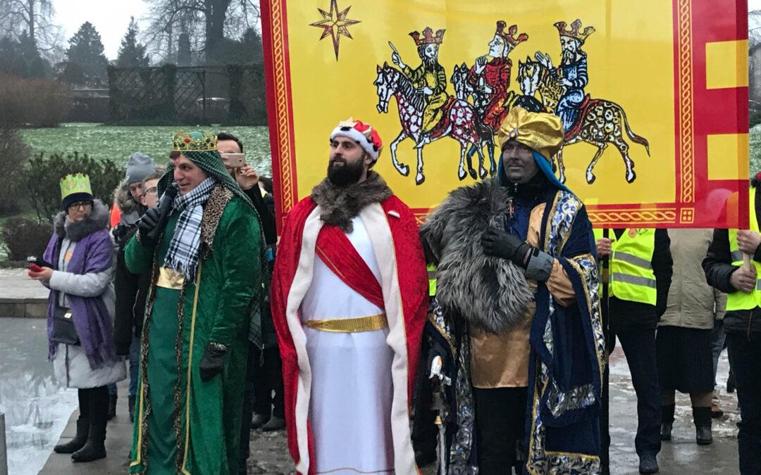 """Cuda, cuda ogłaszają!""- koncert kolęd i Orszak Trzech Króli"