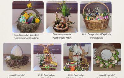 Konkurs Wielkanocny dla KGW i Stowarzyszeń
